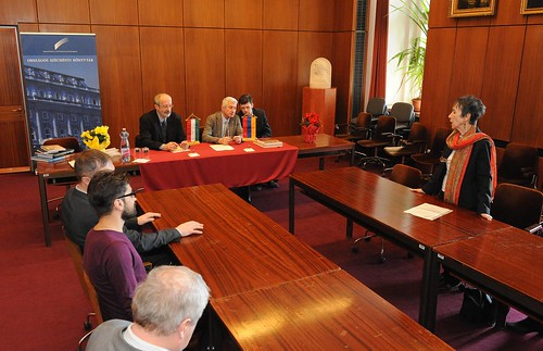 Cooperation with the National Library of Armenia