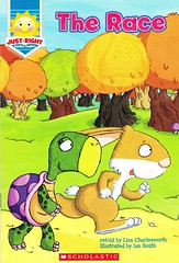 The Race (Vernon Barford School Library) Tags: new school rabbit race reading book high hare turtle d library libraries tortoise reads folklore books super racing read paperback turtles cover junior covers bookcover rabbits pick middle vernon quick tortoises recent picks qr bookcovers nonfiction paperbacks perseverance hares iansmith barford softcover justright quickreads quickread leveld guidedreading vernonbarford softcovers superquickpicks superquickpick guidedreaders growingreader lizacharlesworth justrightguidedreaders 9780545767217