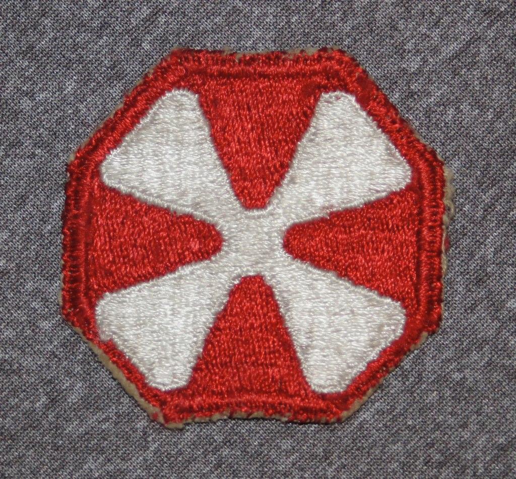 WW-2 US Eighth Army (Pacific Kilroy) Tags: army us uniform wwii ...