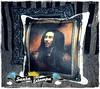 Almofada Bob - Bob Pillow (bruna.cosini) Tags: home brasil bag skull tissue pillow owl coruja patch decor caveira almofada tecido pou