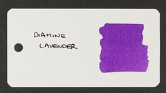 Diamine Lavender - Word Card