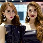 Sexy presenters for Lexus at the 36th Bangkok International Motor Show thumbnail