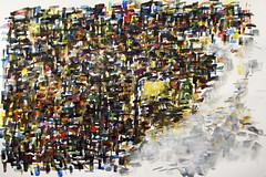 night (davedehetre) Tags: usa art watercolor painting lawrence artwork kansas