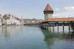 Kapellbrcke (Lukas Plewnia) Tags: schweiz luzern kapellbrcke szwajcaria