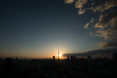 ILCA-77M2 DSC03692.jpg (san-ue) Tags: tokyo tokyotower     ilca77m2 77ii