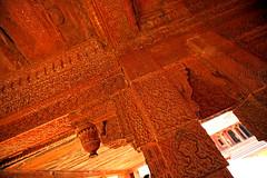 Fatehpur Sikri Palace 137 (David OMalley) Tags: india muslim islam agra palace mosque pilgrimage akbar masjid allah islamic pradesh fatehpur sikri muhammed uttar jama darwaza buland sikari vijaypur