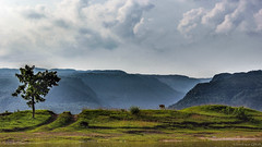""" Bichnakandhi "" (Taufique Ullah) Tags: sky river landscape photography outdoor hill sylhet bangladesh beautifull"