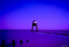 Dovercourt lighthouse. (Guy Gibson) Tags: lighthouse long exposure fuji 5 dovercourt lightroom xt1 xf1855mm