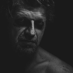 Dark Portrait 3 (Jyrki Salmi) Tags: portrait dark nikon nikkor jyrki 2880mm d600 salmi