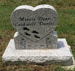 Daniel Headstone (eloisedv) Tags: oklahoma cemetery headstone gravemarker cartercounty lonegrove
