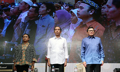 Indonesian_President_Meets_Indonesian_People_04 (KOREA.NET - Official page of the Republic of Korea) Tags: indonesia korea seoul lotte    lottehotel   jokowidodo   indonesianpresidentjokowidodo