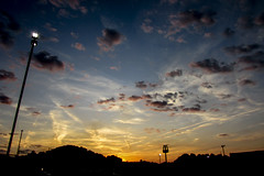 145/366 Out Shopping (zodia81) Tags: sunset sky clouds wv westvirginia morgantown 2016 aphotoaday 366 365project aphotoeveryday