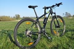 DSC_1476 (Kullez) Tags: field bike rock trek skne mountainbike gear mtb shock brakes cykel solnedgng shimano deor flt rockshock broms vxlar djurslv xcaliber9 betrdor