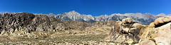 Clastic Gaurdian (armand.gerstenberger) Tags: ifttt 500px alabama hills california rt 395 mt whitney mountains desertscape rocks geology skull rock gaurdian