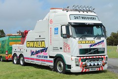 Gwalia FH (fannyfadams) Tags: uk test cars models tractors a5 lorries anglesey northwales showground a55 stationaryengines angleseyvintagerally tractorpullingauto