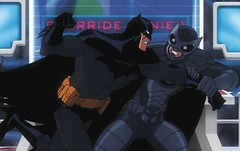 Batman -Justice League: Crisis on Two Earths (2010) (Many Faces of DC) Tags: batman darkknight 2010 brucewayne williambaldwin justiceleaguecrisisontwoearths