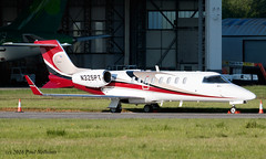 N325PT Learjet 45 (Anhedral) Tags: learjet bizjet learjet45 shannonairport corporatejet n325pt pdtcapitalholdings