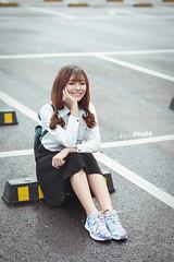 E10 (erik_bui_89) Tags: woman cute student nikon human beautifull emart