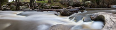 Flat Rock, Tarana / O'Connell (Richard Sollorz Photography) Tags: winter panorama fish west tree water rain rock canon river landscape dead flow log flooding long exposure flood outdoor farm country central sigma australia nsw granite bathurst oconnell hoya fishriver tarana centralwestnsw