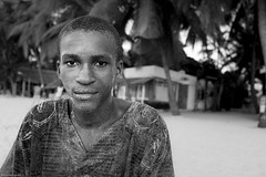 Fashion shoot... with sand make-up... (Srgio Miranda) Tags: africa street travel urban blackandwhite bw beach photography photo streetphotography fujifilm mozambique moz moambique pemba travelphotography x100 bwstreet fujix sergiomiranda x100t fujix100t