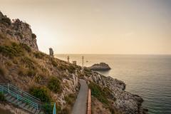 Capo Zafferano, Sicilia (Emanuela Aglieri Rinella) Tags: digital landscape faro photography nikon italia tramonto mare explore cielo sicilia allaperto mongerbino d3300
