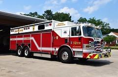 DSC_1313 Fayetteville Station 14 A (Lee Wilson) Tags: fire nc pierce r1 e14 fayetteville leewilson 61516