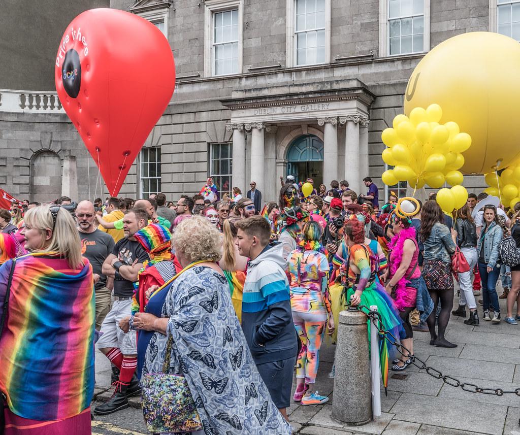 PRIDE PARADE AND FESTIVAL [DUBLIN 2016]-117987
