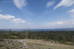 """Yellowstone Lake Overlook • <a style=""""font-size:0.8em;"""" href=""""http://www.flickr.com/photos/63501323@N07/27977547565/"""" target=""""_blank"""">View on Flickr</a>"""