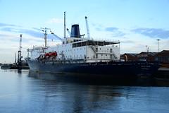 State of Maine DST_5780 (larry_antwerp) Tags: stateofmaine antwerp antwerpen       port        belgium belgi          schip ship vessel        schelde