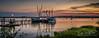 _DSC2687 (Brendan Wright Photography) Tags: southcarolina beaufort portroyal sunset water shrimpboats