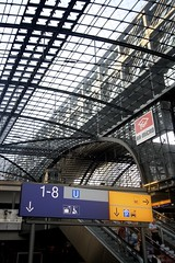 HBF (daniel_james) Tags: 2016 berlin germany europe canon1022mm hauptbahnhof trainstation megastructures