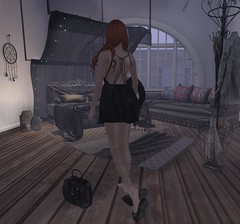 Home alone - Vlog (Saffron Foxclaw) Tags: secondlife iheartsl iheartslfeed vlog vlogger secondlifevlog uber n21 cheekypea aliceproject hairfair theplastik dustbunny zenith secondlifefashion secondlifeblog secondlifehome secondlifehomeandgarden ohmai