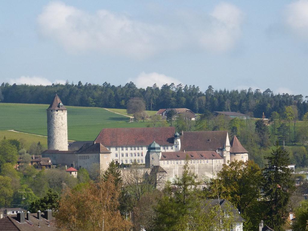 Trans Swiss Trail - Porrentruy