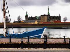 Hamlet's Castle (JFGryphon) Tags: denmark helsingør elsinore hamletscastle kronborgcastle helsingørdenmark