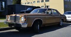 Mercury Monarch 4-Door Sedan (Custom_Cab) Tags: door ford car sedan gold mercury 4 monarch granada 1975 1978 1977 1980 1979 1976 4door