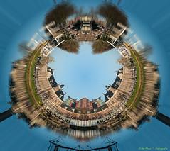 Small Planet De Munt in Utrecht Muntkade ( Echt Mooi! Happy Shooting day!) Tags: nikon utrecht littleplanet nikon2470mm nikond700