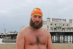 lomokev # 41 in my 100 strangers series (Finding Chris) Tags: eastsussex lomokev brightonandhove seaswimming brightonswimmingclub 100strangersproject flickr100strangers