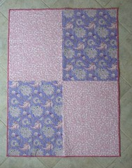 Mod Baby back (alidiza) Tags: quilt patchwork sisboom jenniferpaganelli