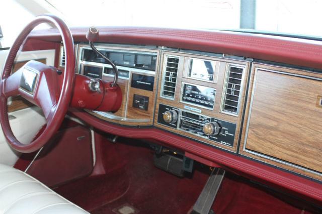 076425592d39f4 1983 Cadillac Eldorado Biarritz w Bose system (smokuspollutus) Tags  door  red white