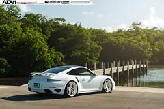 Porsche 991 Turbo S ADV05 M.V2 CS Series (ADV1WHEELS) Tags: street track wheels deep rims luxury spec forged concave stance oem 3piece 1piece adv1 forgedwheels deepconcave advone advancedone