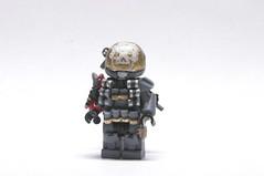Halo Reach: Emile (SpartanBricks) Tags: lego halo reach shotgun custom emile
