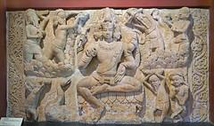 Le dieu Brahma (Museum CSMVS, Mumbai, Inde)
