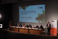 I Congresso Distrital Autarcas PSD Aveiro
