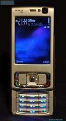 Nokia N95 Smartphone (PhotoTJH) Tags: nokia phone cellphone smartphone gsm telefoon sip n95 phototjh phototjhnl