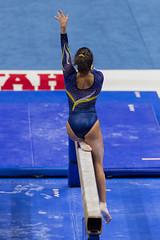 Utah vs Michigan-2015-002 (fascination30) Tags: michigan gymnastics redrocks universityofutah utes tamronsp70200f28divcusd