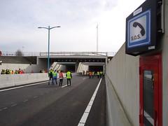 Sluiskil tunnel (Omroep Zeeland) Tags: tunnel wandeling sluiskil