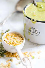 Grean peas vegan soup 2 (martka1725) Tags: macro cooking vintage soup vegan rustic vegetarian foodphotography foodblogging 100mmf28l foodstyling canon6d