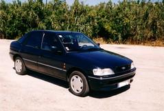 ford escort ghia td 1995 #1