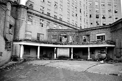 Baker Hotel - rear (aminter1967) Tags: hotel texas baker wells mineral