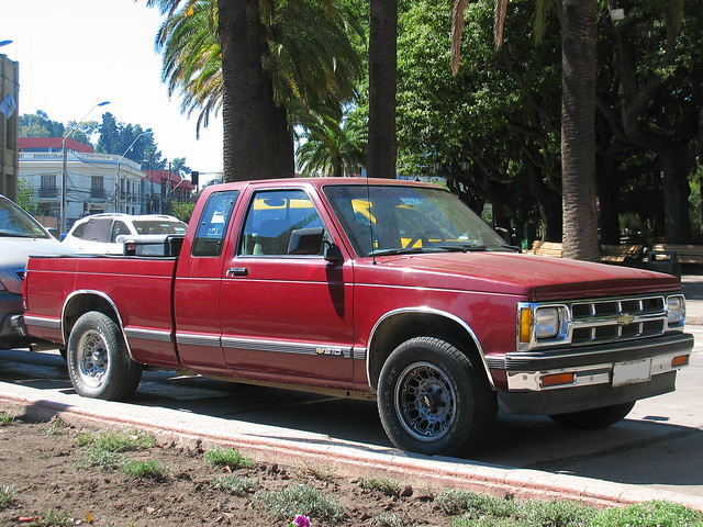 gm pickup 1993 s10 camionetas chevrolets10 extendedcab chevroletpickup maxicab